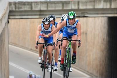 Triatlón Ferrol elite